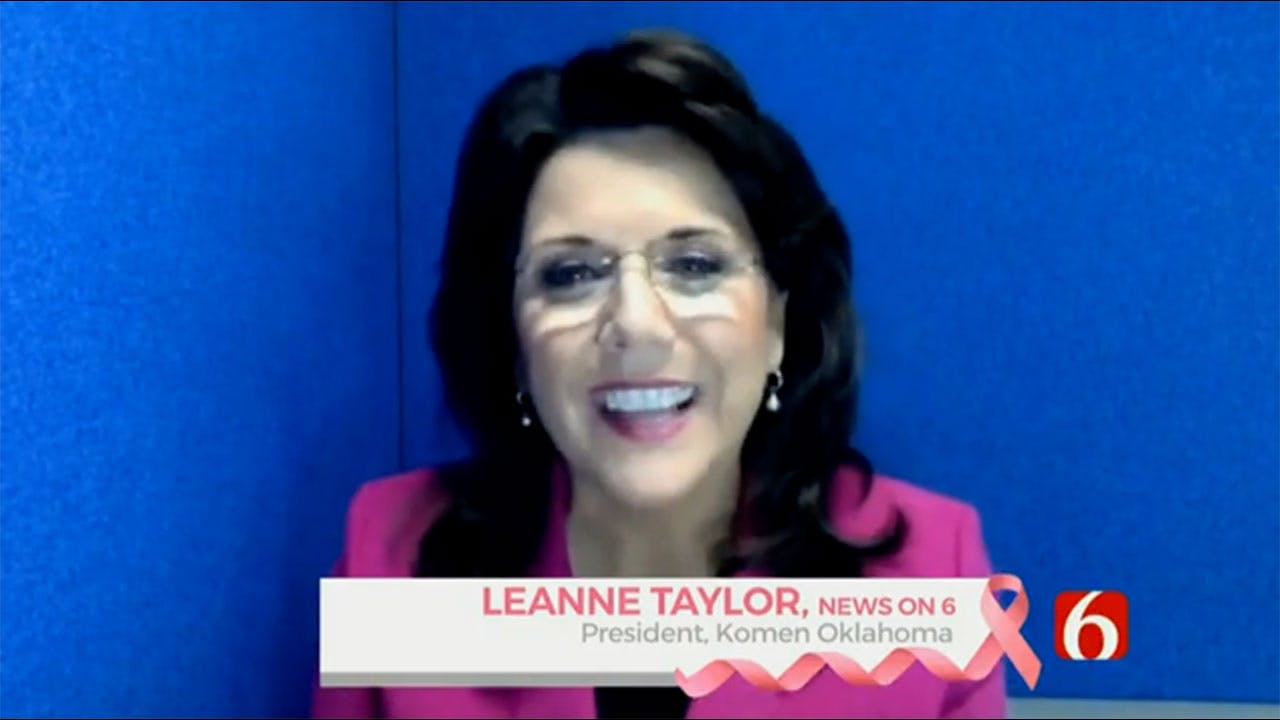 News On 6's LeAnne Taylor and a team of panelists participated in a Breast Cancer Awareness Forum to discuss topics ranging from diagnosis and treatments to caregiving and research.