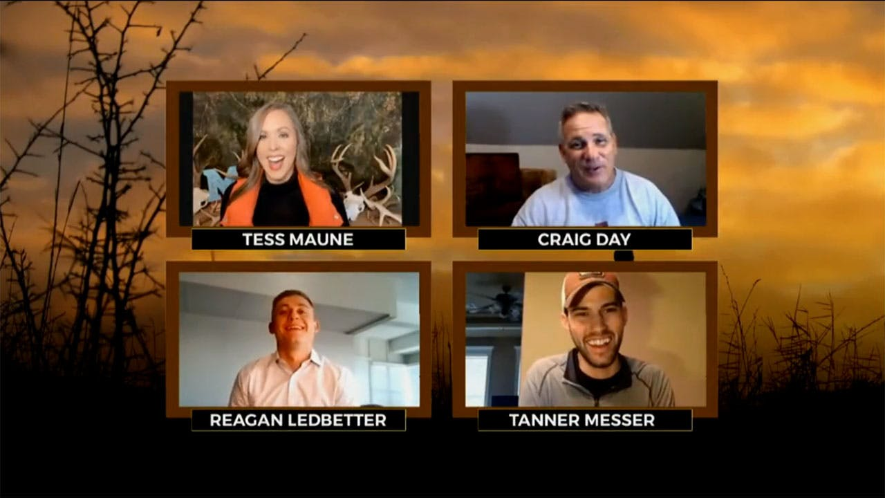 News On 6's Tess Maune, Craig Day and Reagan Ledbetter along with Big Country 99.5's Tanner Messer held a virtual deer camp chat to share hunting stories, tips and tricks.