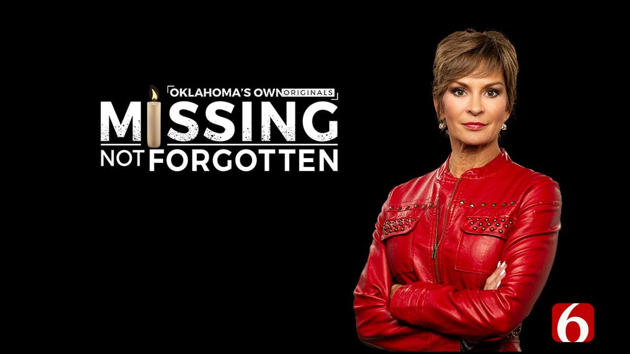 Join News On 6's Lori Fullbright for this Oklahoma's Own Original as she looks into the growing crisis of missing Oklahomans and shares the stories of the missing in hopes that you can help us reunite them with loved ones or find answers.