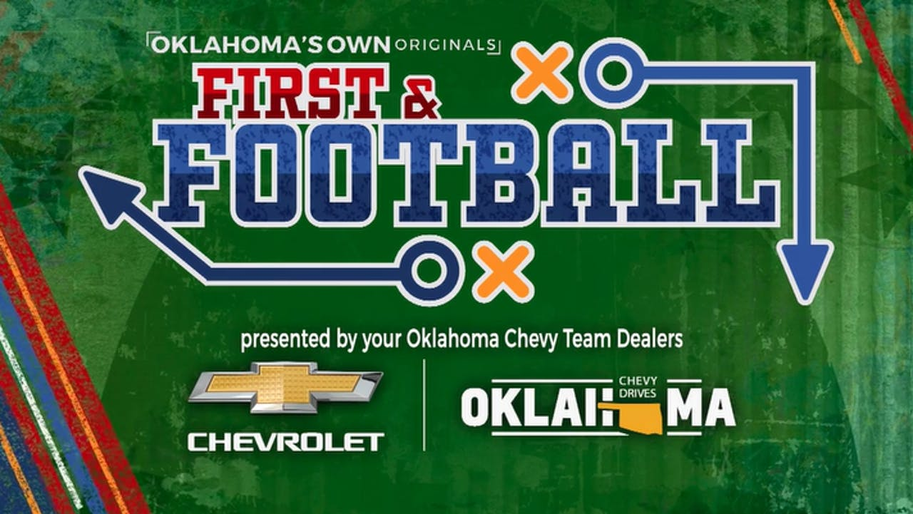 Oklahoma's Own Originals: First & Football features Dean Blevins, John Holcomb and Dusty Dvoracek taking an in-depth look at the upcoming college football season and what you can expect this year on the gridiron. It's been a strange offseason, but these in-state teams are talent-rich and ready to roll.