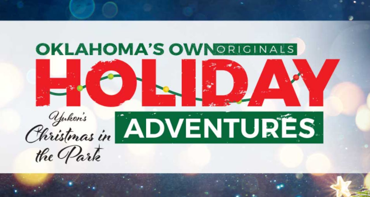 """We could all use a break this holiday season, and there are plenty of places to safely visit in Oklahoma to help us unwind! News 9 explores some of the fun getaways in our state in """"Oklahoma's Own Originals: Holiday Adventures""""."""
