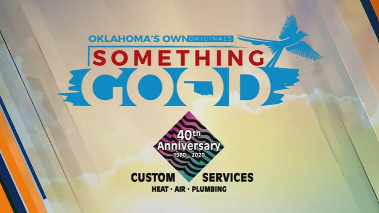 We could all use Something Good right now. Join us as we feature positive stories of Amazing Oklahomans doing great things in their communities.