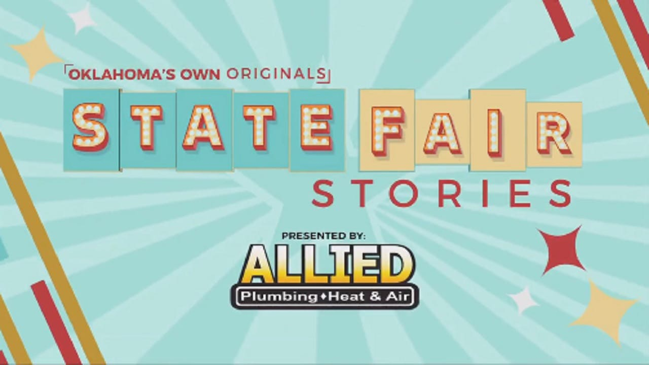 """Join News On 6 for a look back at some amazing stories from Tulsa State Fairs gone by -- and a look at what's still happening along the midway. It's an Oklahoma's Own Originals special: """"State Fair Stories."""""""