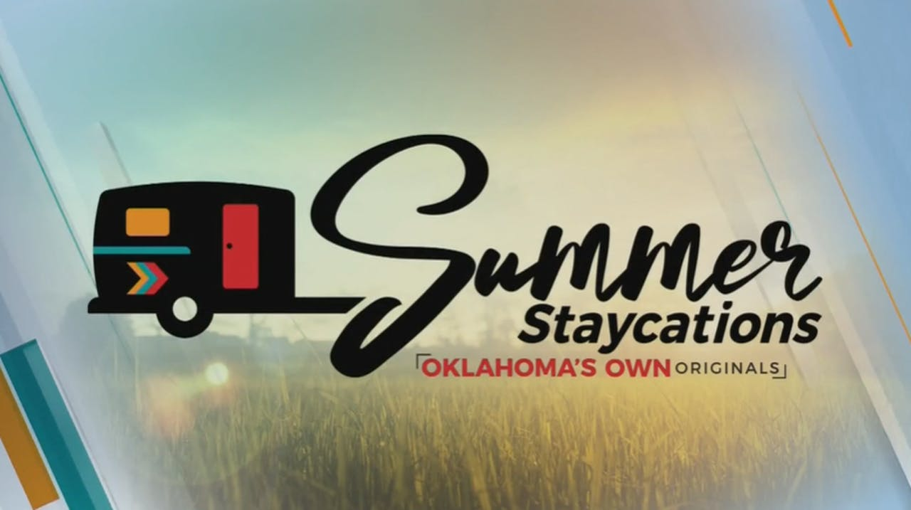 Summer getaways are the perfect time to relax, unwind, and have some fun and you can do it all without leaving Oklahoma! Join us as we check out some perfect Sooner State Summer Staycation destinations.