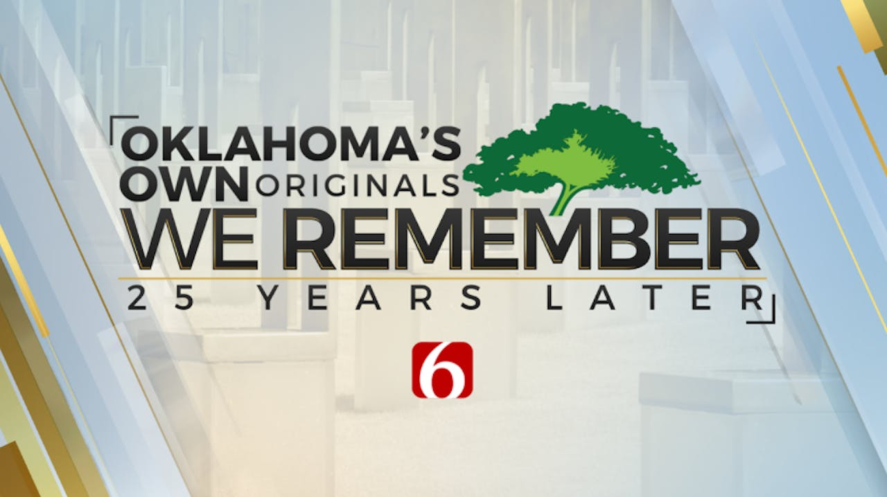 Oklahoma's Own News On 6 takes you on the journey our state has been on since that fateful morning that changed us 25 years ago. During this commercial free hour, we will look back on that day and honor those killed, those injured and those changed forever.