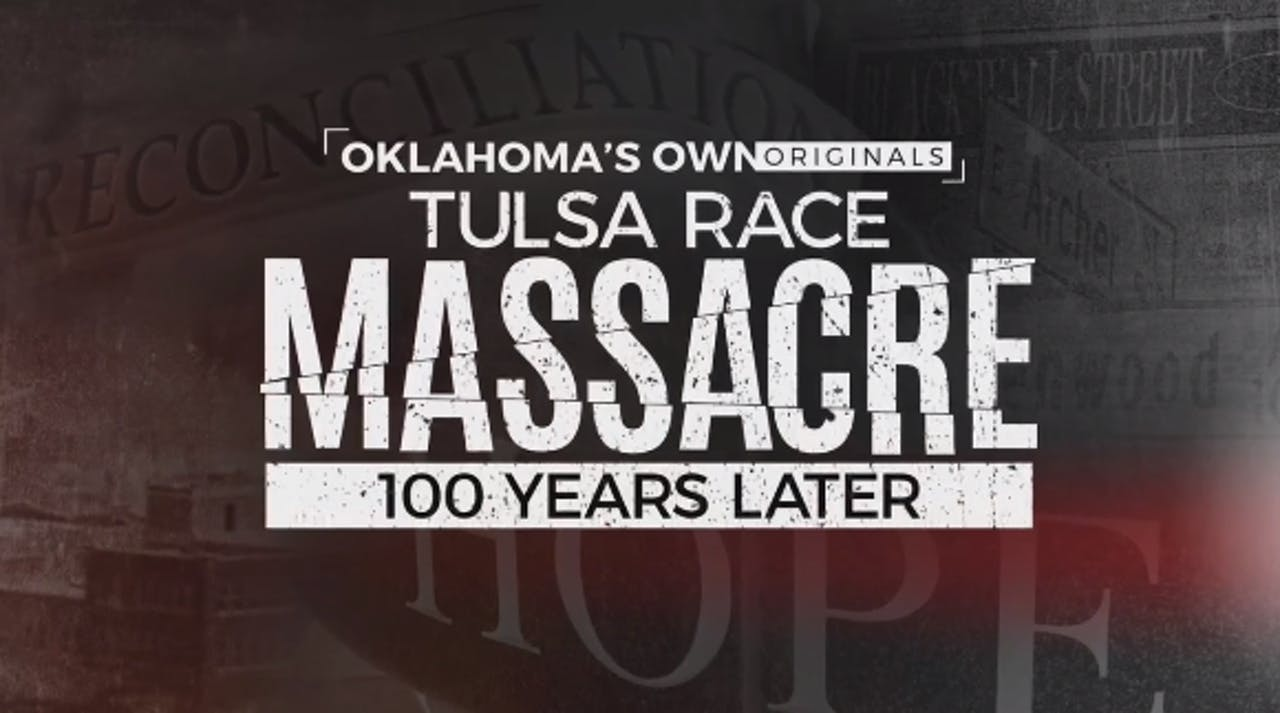 """""""Oklahoma's Own Originals: Tulsa Race Massacre: 100 Years Later"""" aired commercial free on Friday, May 28 from 8 – 9 p.m. statewide on both News On 6 and News 9. The special is also available to watch online at NewsOn6.com and News9.com and through our OTT apps available to download for free on Apple TV, Roku, and Amazon Fire TV. The one-hour television special remembered the 1921 Tulsa Race Massacre – one of Tulsa's darkest days – ahead of the centennial."""