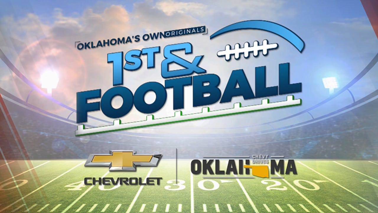 """News On 6 aired """"Oklahoma's Own Originals: 1st & Football"""" on August 31 at 9 p.m. to give fans a preview of what to expect this year on the gridiron."""