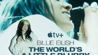 Billie Eilish: The World's A Little Blurry Documentary