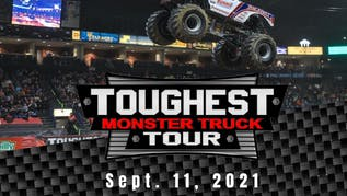 Toughest Monster Truck Tour is coming to the BOK!