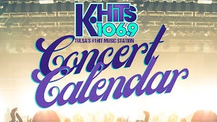Concerts Coming to Tulsa!