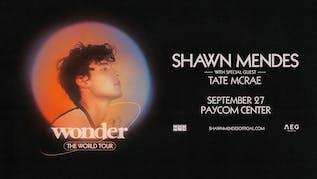 Shawn Mendes: WONDER The World Tour