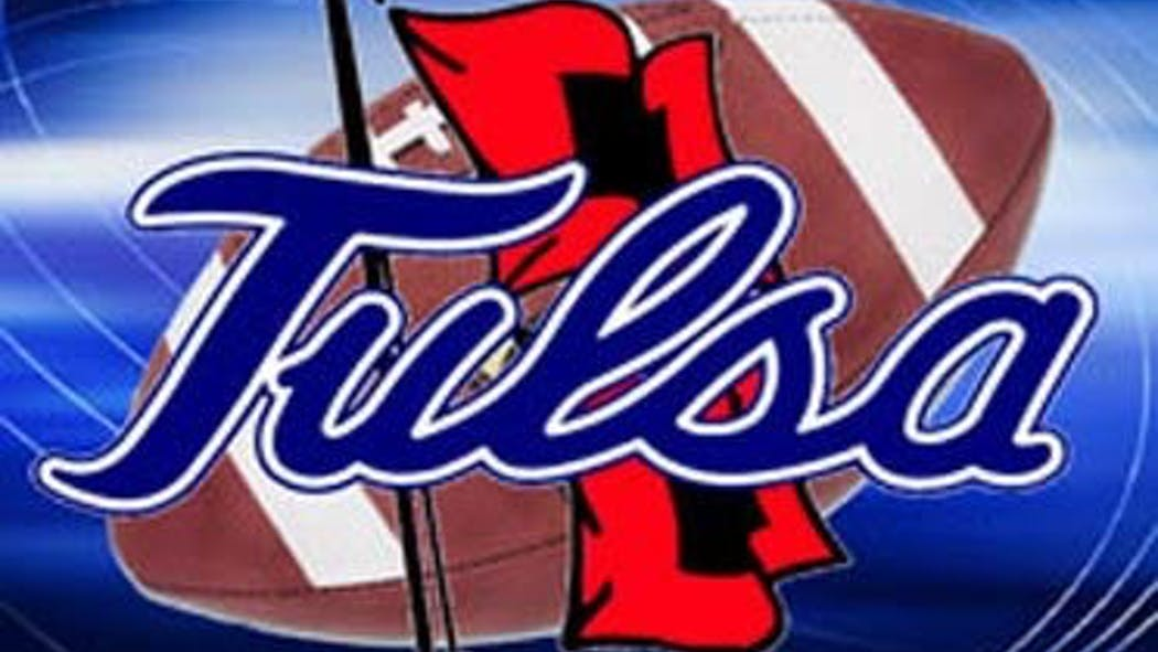 Tulsa Football To Begin Spring Drills