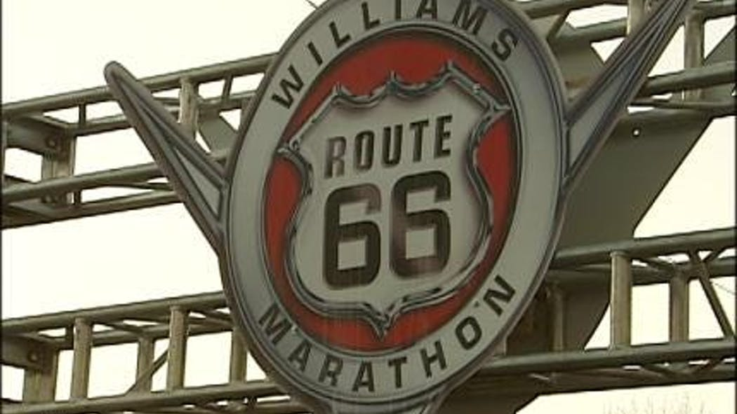 Route 66 Stroller Marathoner Breaks Guinness World Record