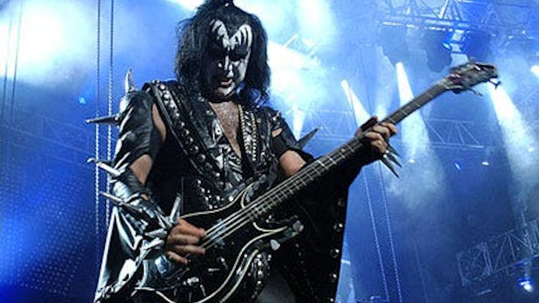 KISS Bringing Its Show To Tulsa