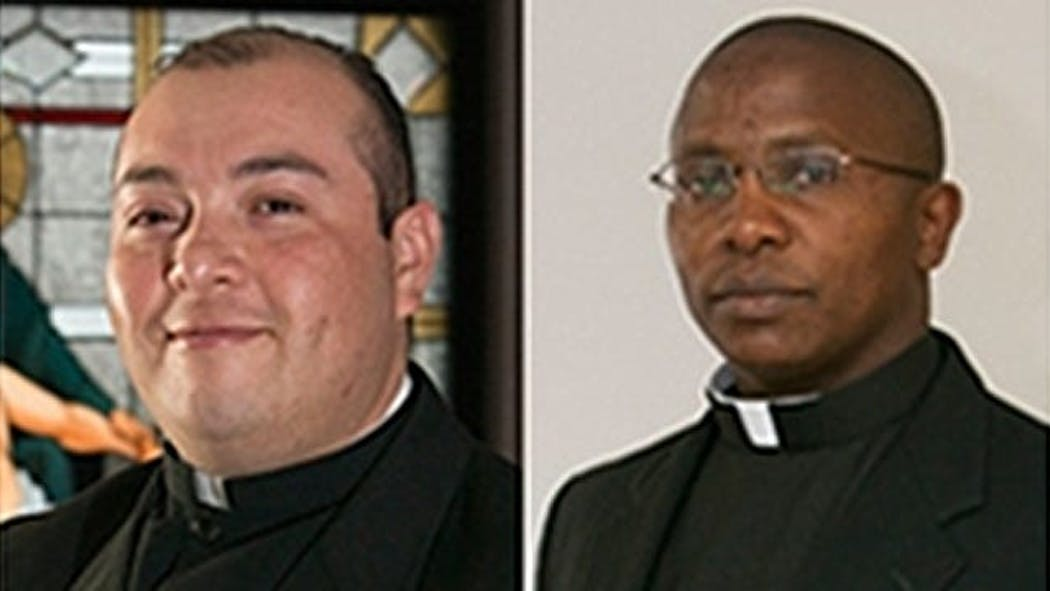 Funeral Mass Held For Catholic Priest, Student Killed In Tulsa Wreck