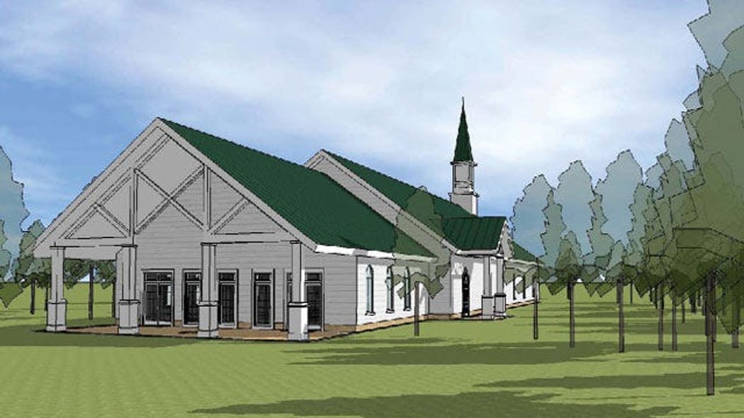 Oklahoma Governor Announces Plans For A Chapel At Camp Gruber