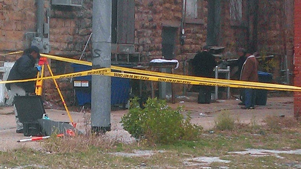 Woman Found Beaten To Death In Cushing Alley Identified