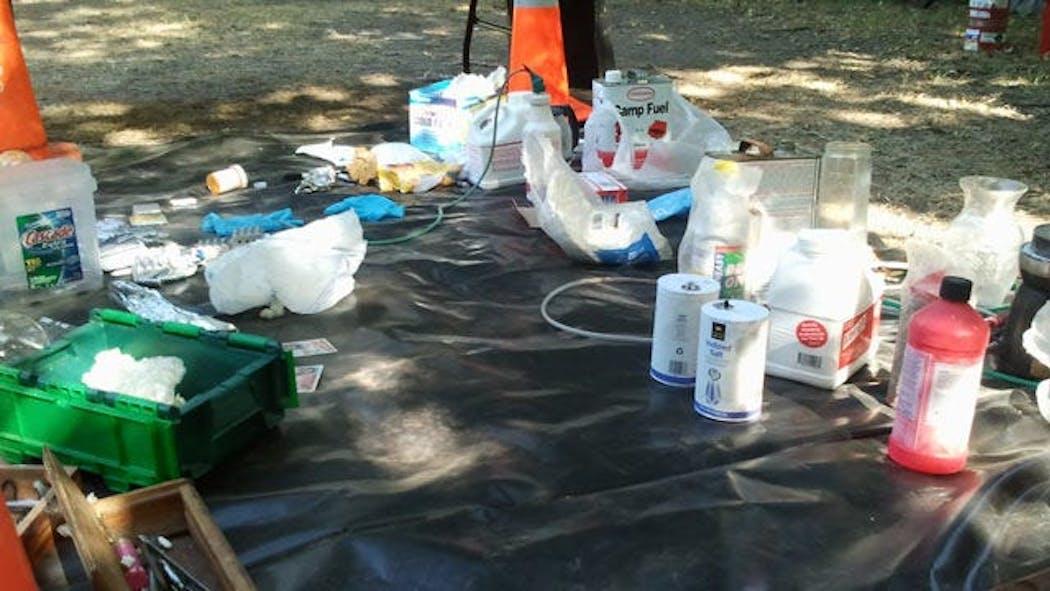 Seven Arrested In East Tulsa Meth Lab Bust