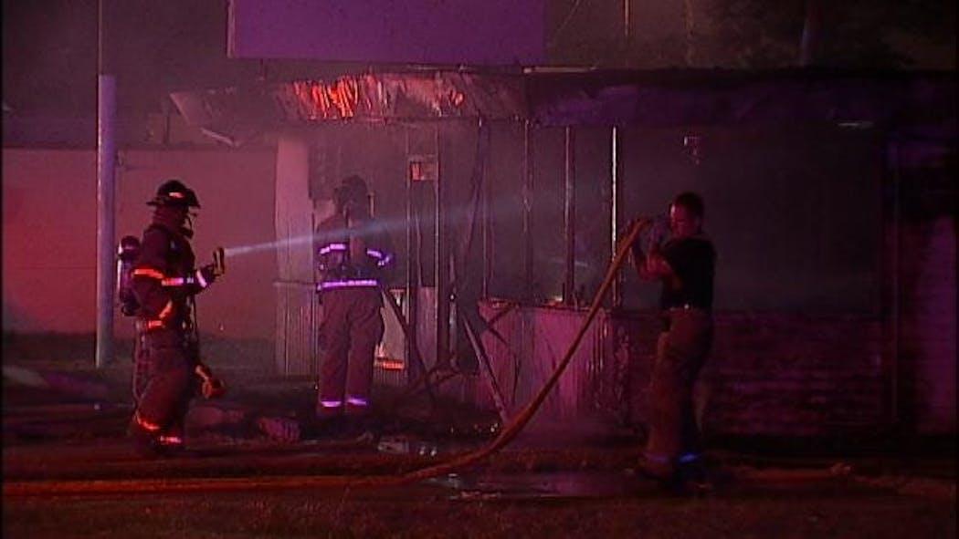 North Tulsa Arsonist Strikes Again