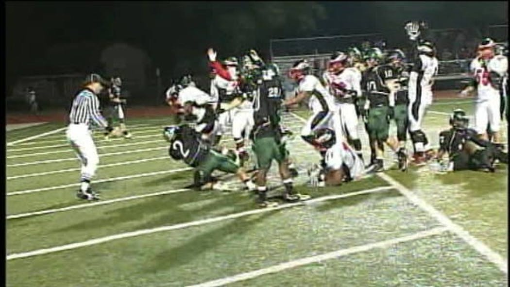 Del City Eagles Fly High over Norman North