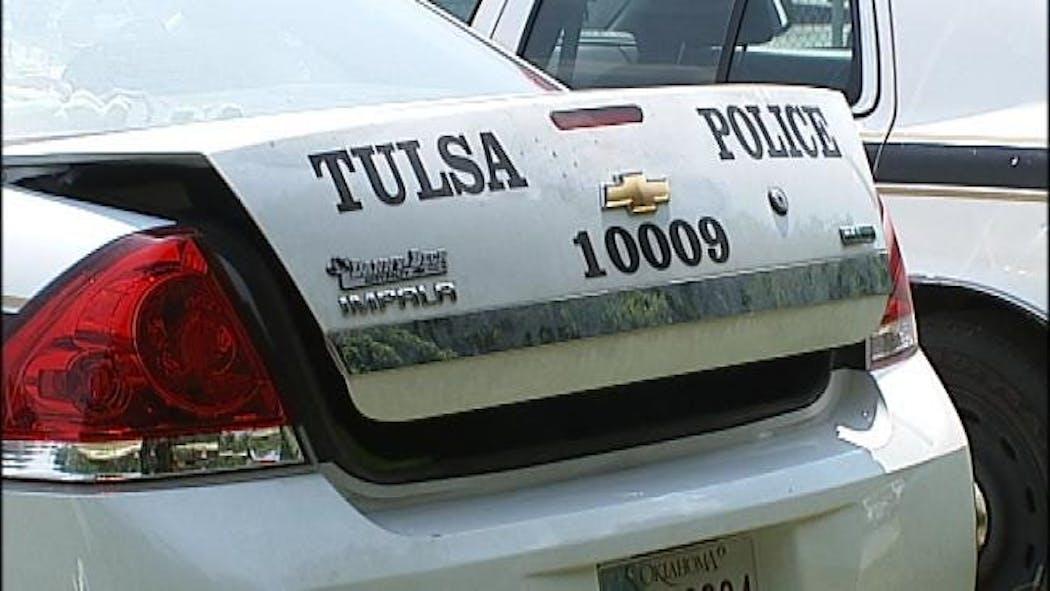Five Tulsa Police Cars Broken Into Over Weekend