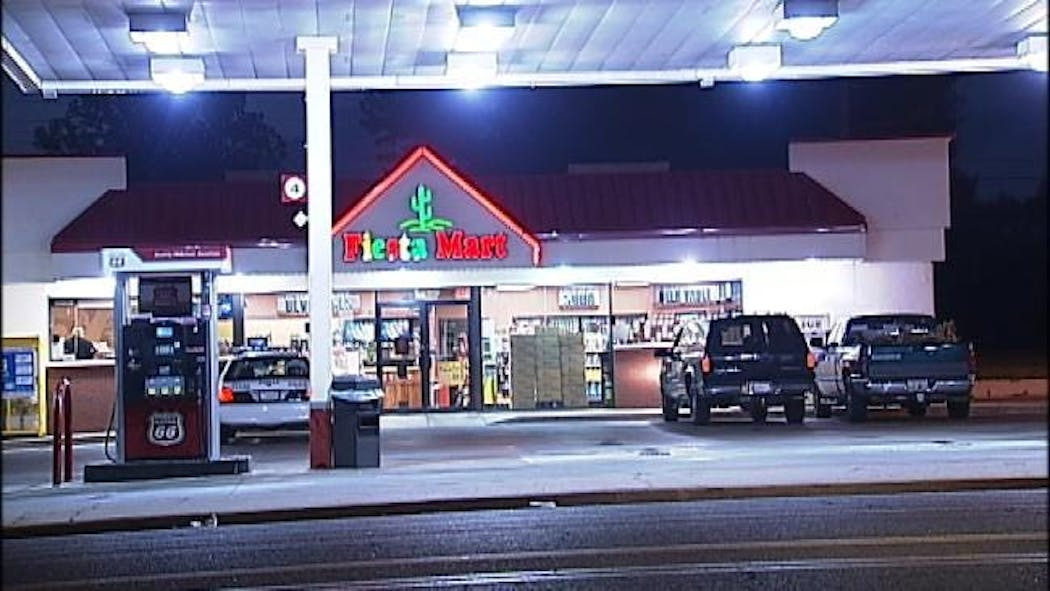 Man Robs Tulsa Convenience Store Of Cash And Cigars