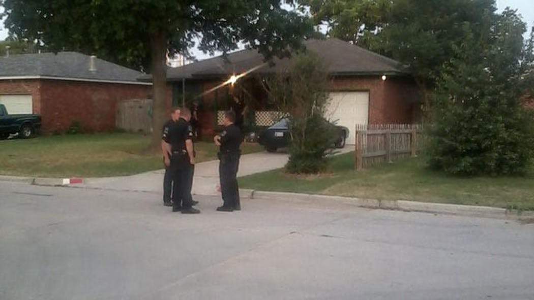 Tulsa Police: Argument Over Gun Leads To Shotgun Shooting