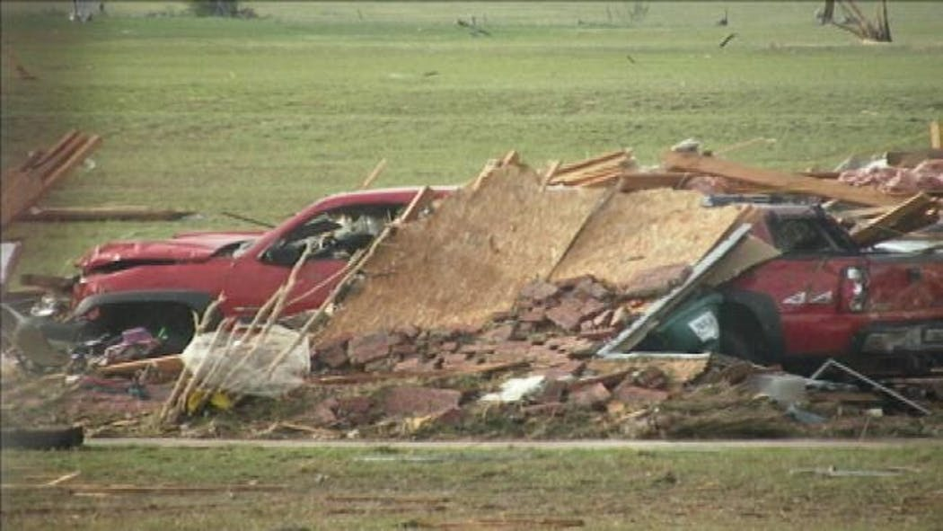 Piedmont Athlete Risks Playing Career Helping Tornado Victim