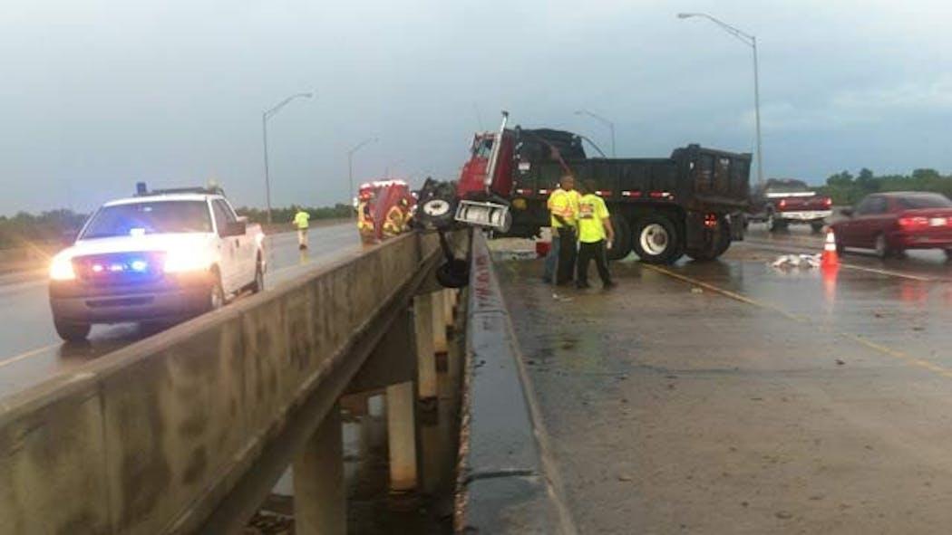 Wrecks On Tulsa's I-44 And Broken Arrow Expressways Slow Traffic