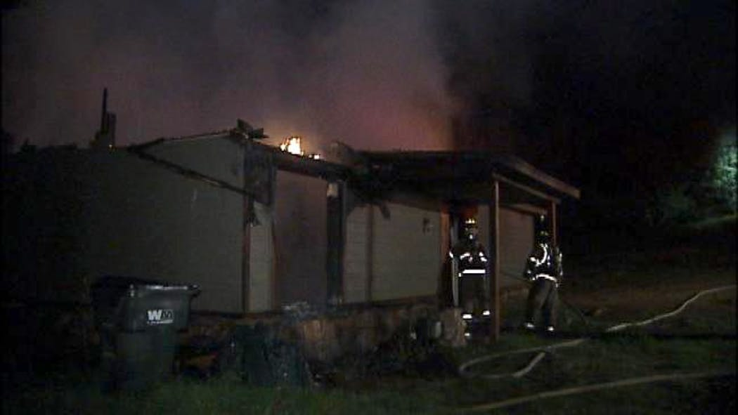 Driver On Turner Turnpike Reports Sapulpa House Fire