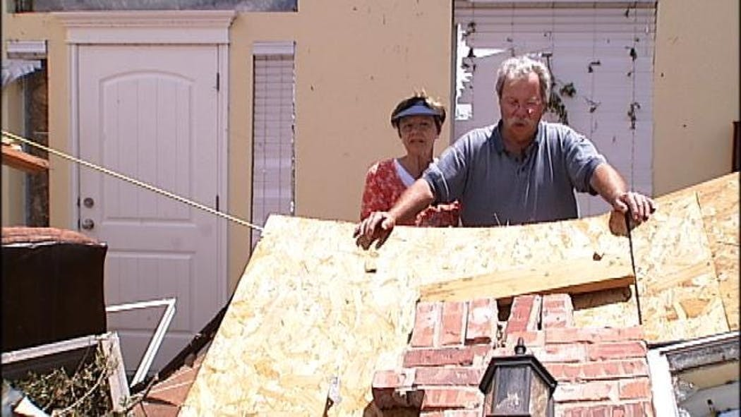 Guthrie Residents Rebuild After Deadly Storms