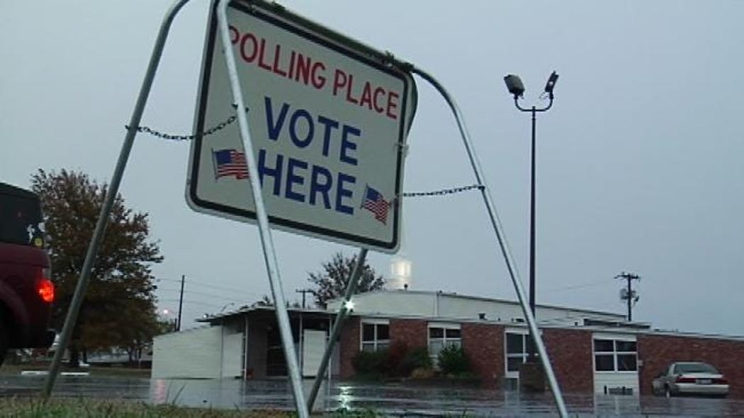 Tulsa Voter Turnout Light But Above Record Lows
