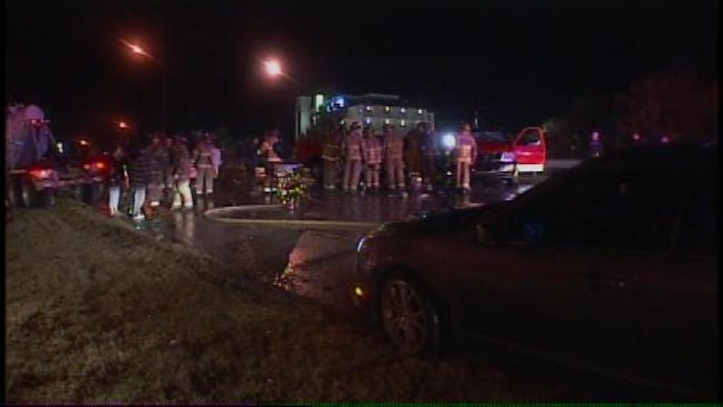 Tulsa Police Arrest Driver In Connection With Chain Reaction Crash