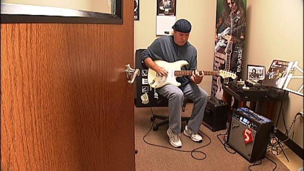 Tulsa Guitarist Wins Big At National Competition