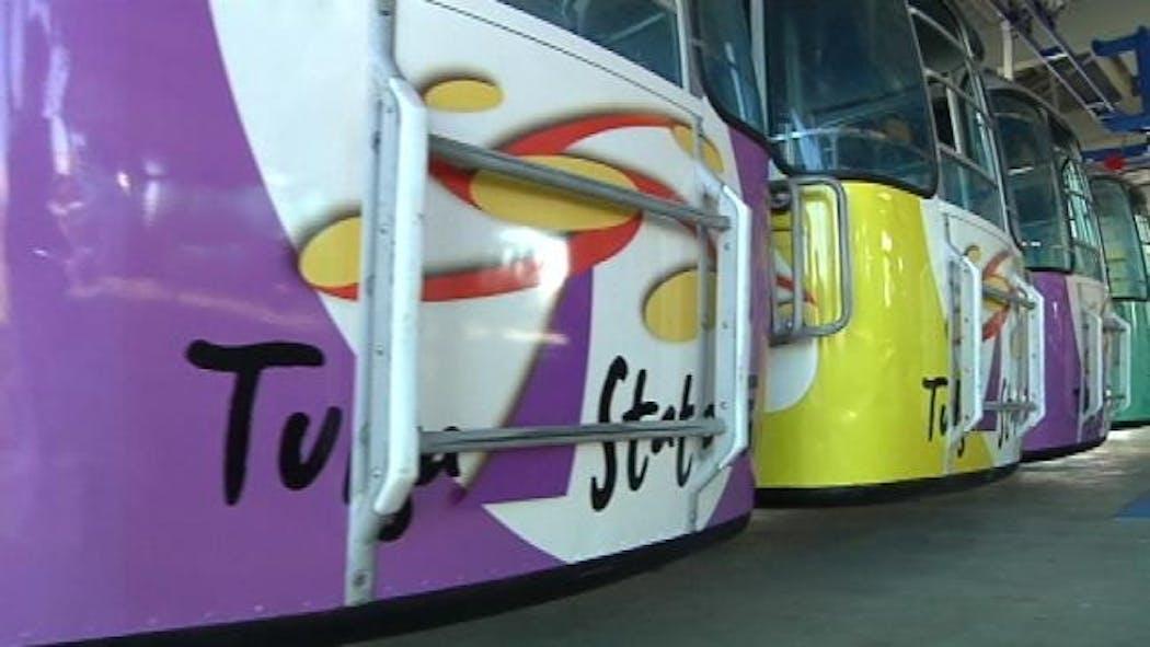 Tulsa State Fair's Skyride, Still Going Strong Since 1965