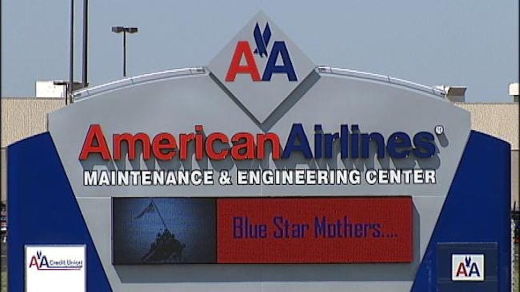 Owasso Business Owners Concerned With American Airlines' Future