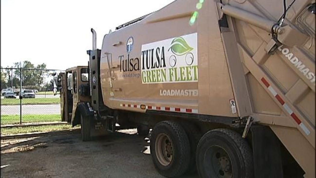 City Of Tulsa Trash Service Bids Opened