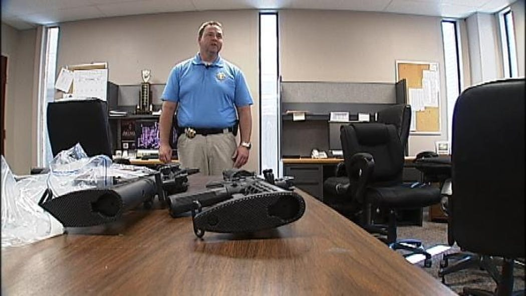 Three Arrested In Tulsa Firearms Burglary