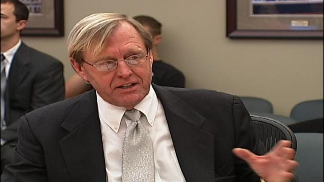 Tulsa Mayor's Chief Of Staff Terry Simonson Submits Resignation