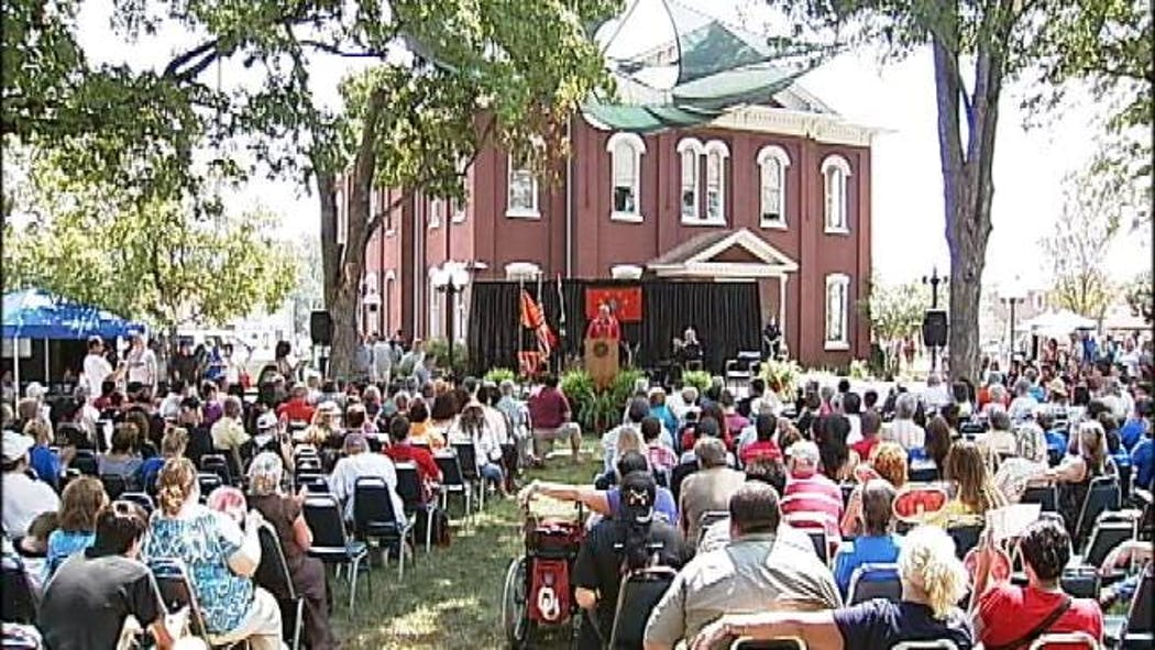 Cherokee Nation Celebrates Holiday, Prepares For New Election