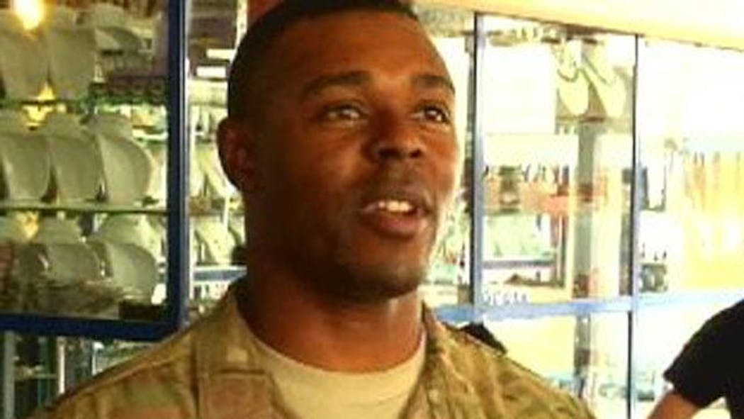 Yukon Soldier In Afghanistan Remembers 9/11