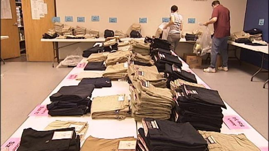 John 3:16 Mission Holds Annual Festival, Gives School Uniforms To Tulsa Kids