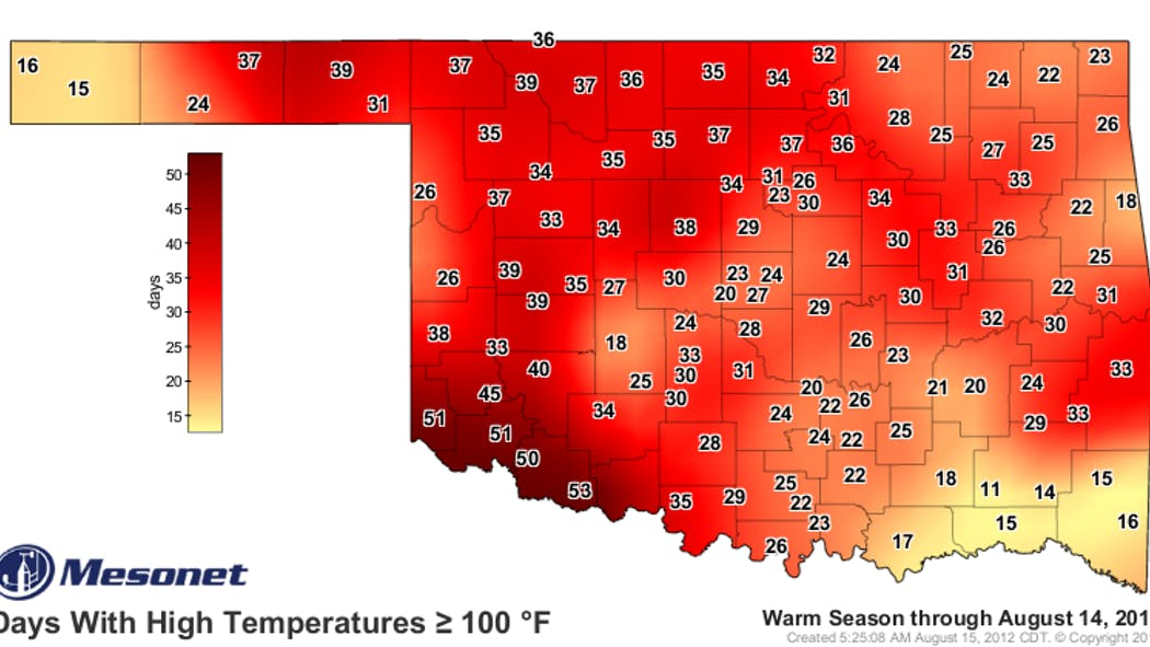 Hot Again, Chance Storms Late Thursday.