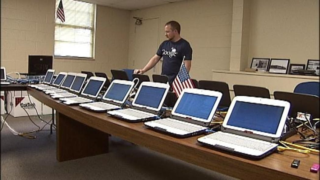 Chouteau Schools Gets Helping Hand From Google