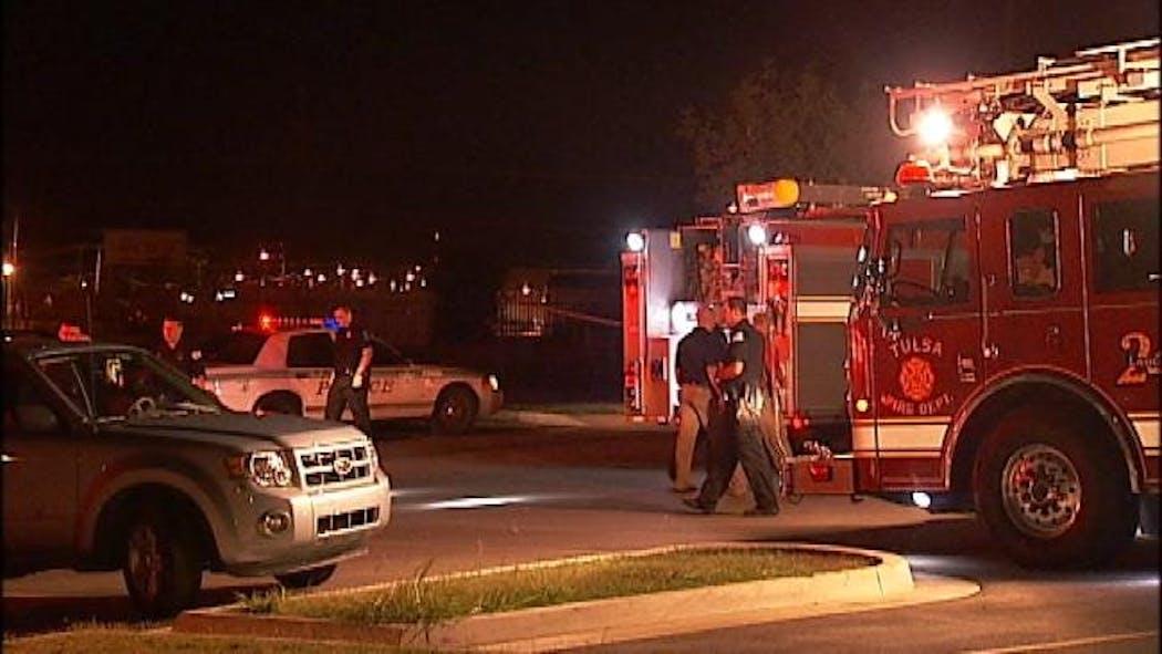 Security Guards Shoot Gunman At Tulsa Apartment Complex