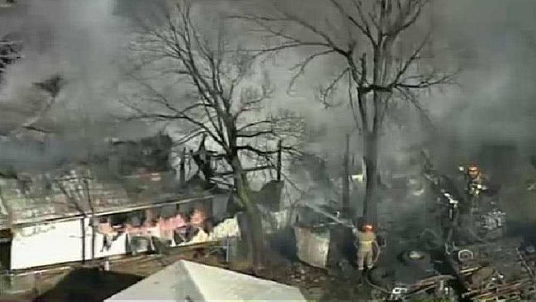 Father Injured Trying To Rescue Disabled Son In Fatal Sapulpa House Fire