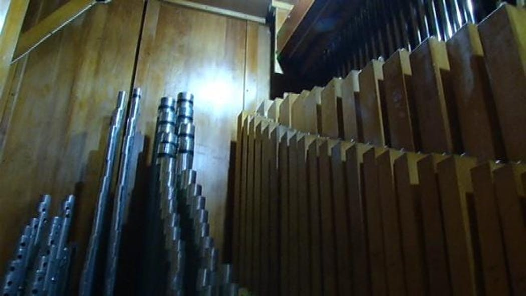 Muskogee Civic Center Pipe Organ Brought Back To Life After Decade Of Silence