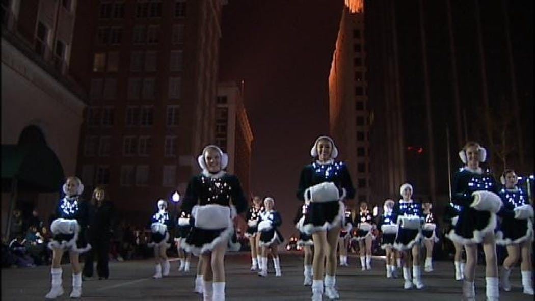 Tulsans Enjoy Great Weather For Parades
