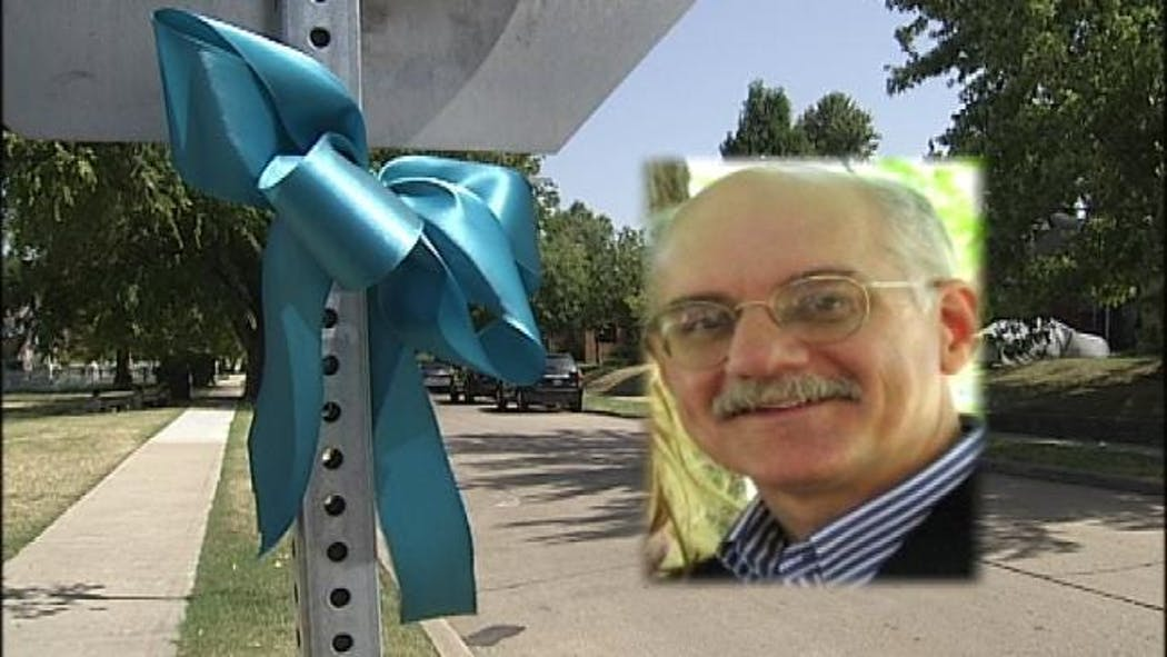 Teal Ribbon Campaign For Best Buy Shooting Victim Spreads Through Tulsa