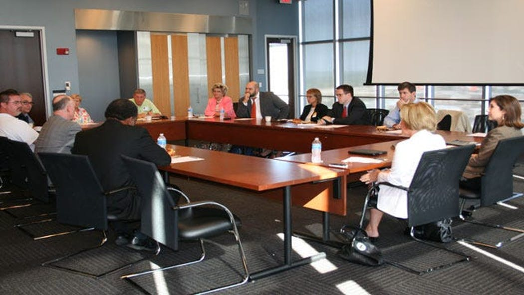 Tulsa City Councilors Meet With Local Education Leaders